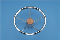 Trem Race Rudder Wheel