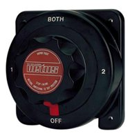 Vetus Battery Selector Switch