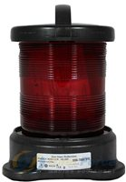 Vetus Type 55 All Round Red Navigation Light
