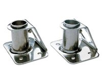 Stainless Steel Stanchion Socket by Vetus