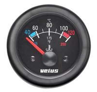 Vetus Water Temperature Gauge