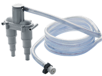 Vetus Anti-Syphon Air Vent with Hose 13-32mm