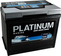 Platinum Marine & Leisure Battery 110ah