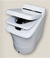 Cinderella Classic Electric Incinerating Toilet 220-240v