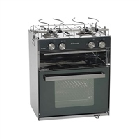 Dometic Starlight 2-Burner Marine Cooker
