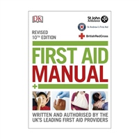 Dorling Kindersley First Aid Manual