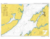 Admiralty Chart 2387 Firth of Lorne Northern Part