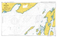 Admiralty Chart 2386 Firth of Lorne Southern Part