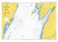 Admiralty Chart 2396 Sound of Jura Southern Part