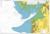 Admiralty Chart 2010 - Morecambe Bay and Approaches