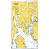 Admiralty Chart 2131 Firth of Clyde and Loch Fyne