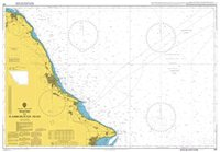 Admiralty Chart 129 Whitby to Flamborough Head