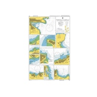 Admiralty A Class Charts - Harbours on North & East of Scotland