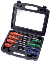 Draper Expert 8 Piece Engineer Screwdriver Set (C1)