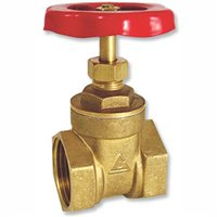 Gael Force Brass Gate Valve - Various