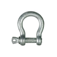 Galvanised Bow Shackles by Gael Force