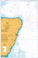 Admiralty Chart 1409 Buckie to Arbroath