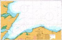 Admiralty Chart 223 Dunrobin Point to Buckie