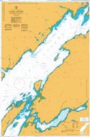 Admiralty Chart 2379 Loch Linnhe Central Part