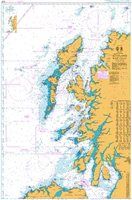 Chart 2635 Scotland - West Coast by Admiralty