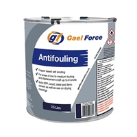 Antifouling 2.5ltr by Gael Force