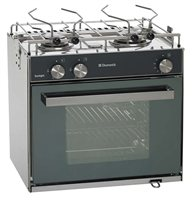 Dometic SunLight Oven with 2-burner Hob