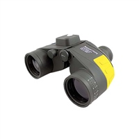 Gael Force 7x50 Floating Waterproof Binoculars w/Compass