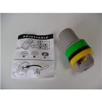 Bravo Dinghy Inflation Adaptor 21mm OD