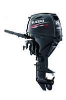 Suzuki DF25ATL Long Shaft 4-Stroke Outboard Motor