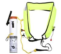 Jonbuoy Inflatable Rescue Sling with Hard Case