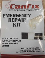 Canfix Emergency Pipe Repair Kit
