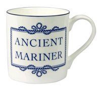 Nauticalia Ancient Mariner Mug
