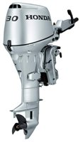 Honda 30hp Outboard Engine - BF30 LRTU