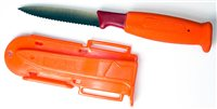 Rope Razor Knife and Sheath Combination