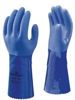 Showa 660 Gauntlet PVC Working Glove (C1)