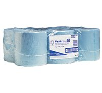 Gael Force Centre Feed 2ply Blue Roll - Case of 6 (C1)