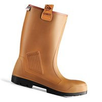 Dunlop Rig-Air Unlined Full Safety Boot