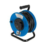 Gael Force 13A, 240V 4-Socket 50m Reel