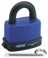 Gael Force Weatherproof Combination Padlock (4 Digit)