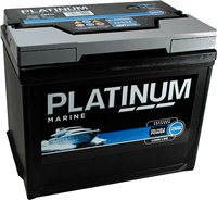 Platinum Marine & Leisure Battery 75ah