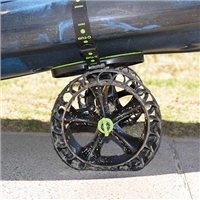 C-Tug Sandtrakz Kayak Trolley with Puncture-Free Wheels