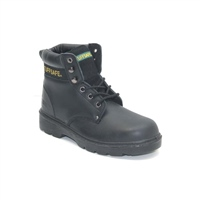 Tuffsafe Leather Steel Toe-Cap Boot