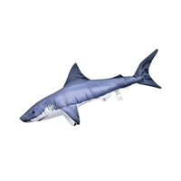 Nauticalia Shark Cushion