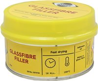Plastic Padding Marine Glass Fibre Filler 180ml