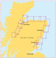 Admiralty Folio East Coast: Fife Ness-Caledonian Canal
