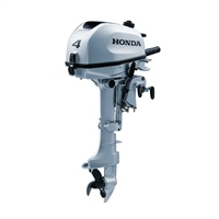 Honda 4hp Outboard Motor - Short Shaft