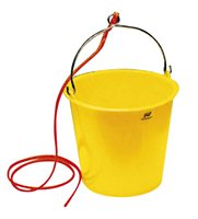 Plastimo Plastic Bucket With Rope - 10 Litre