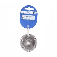 MG Duff Zinc Anode for Max Prop