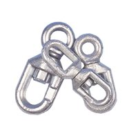 Gael Force Galvanised Chain Swivels