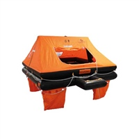 Ocean Safety Charter 2.0 ISO-9650-1 Liferaft 6-Man
